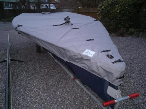 Merlin Rocket Top Cover in breathable Weathermax