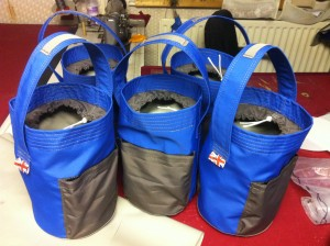 Riggers Bags