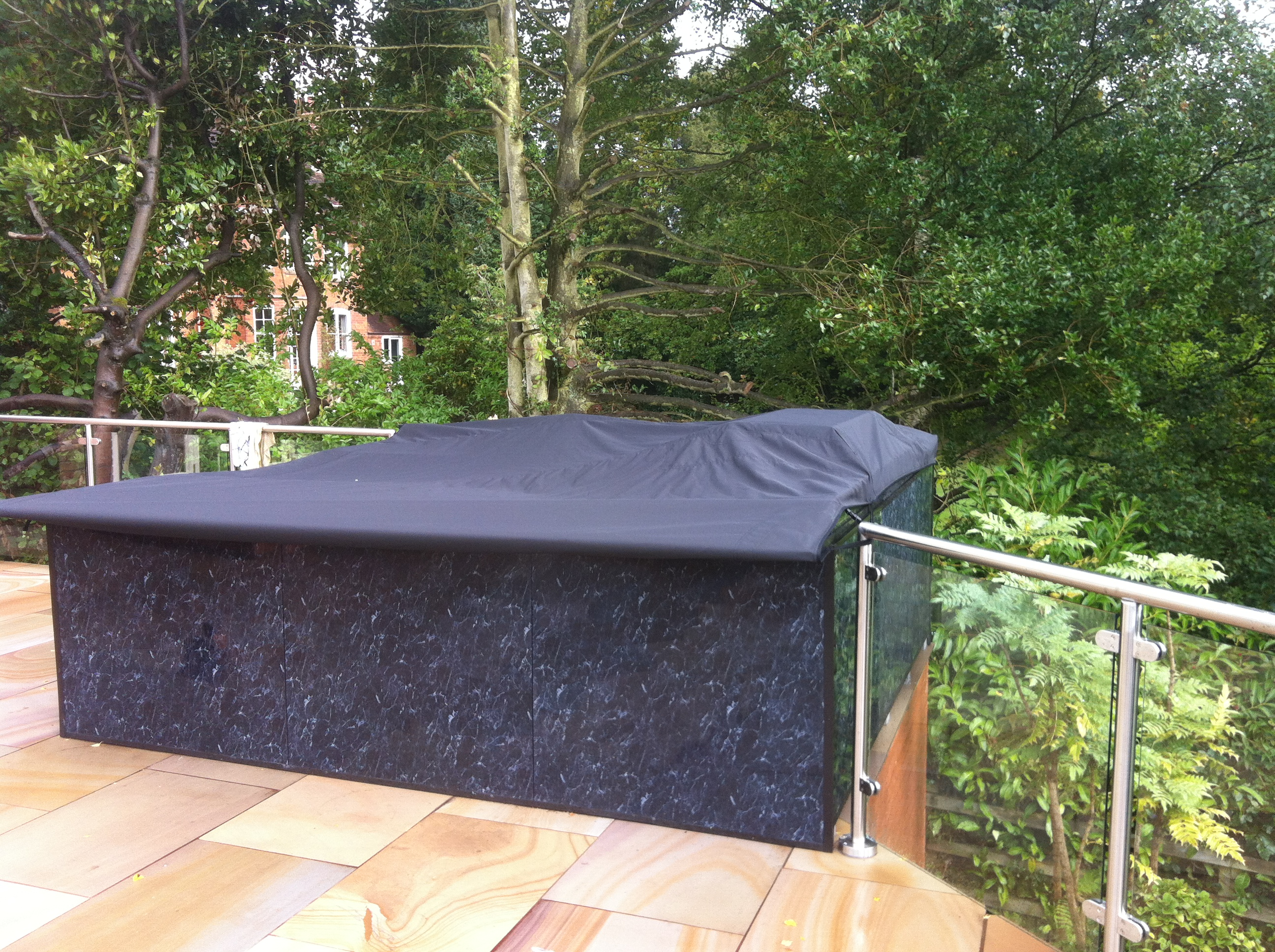 Weatherproof covers for your outdoor furniture